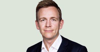 Rasmus Stoklund, folketingskandidat (S)