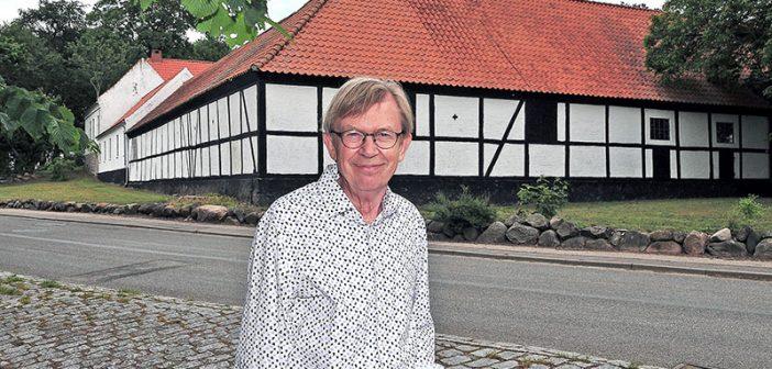 På pension efter 37 år som præst