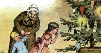 Julemåneden på den gamle færgegård