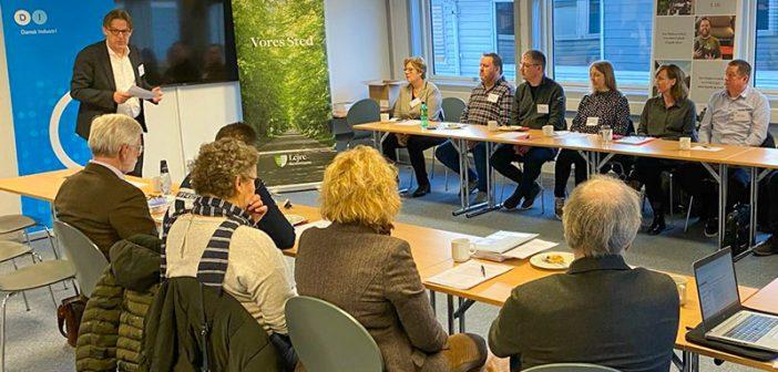 DI og Lejre Kommune  styrker samarbejdet