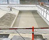 Svømmehallen åbner medio august