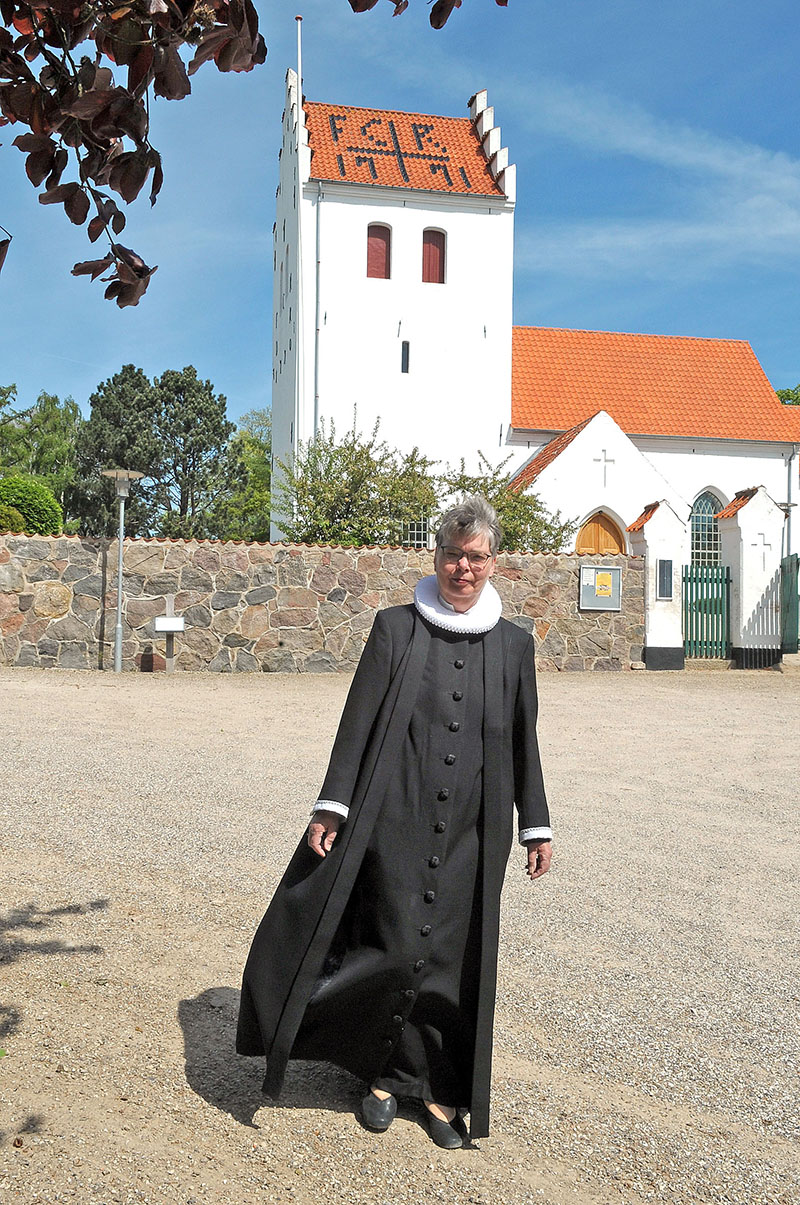 Præst og Rye kirke
