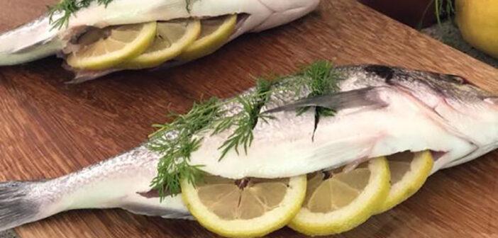 Dorader – fisk på grillen