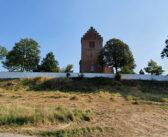 Kirken, der kom til syne
