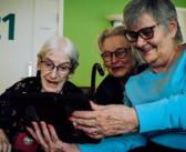 Gamle film skal vække minder hos demente