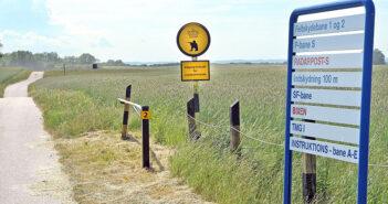 Dispensation til naturpleje på Jægerspris skydeterræn