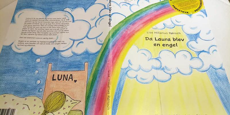 Forlaget Luna - da laura blev en engel - forside (2)