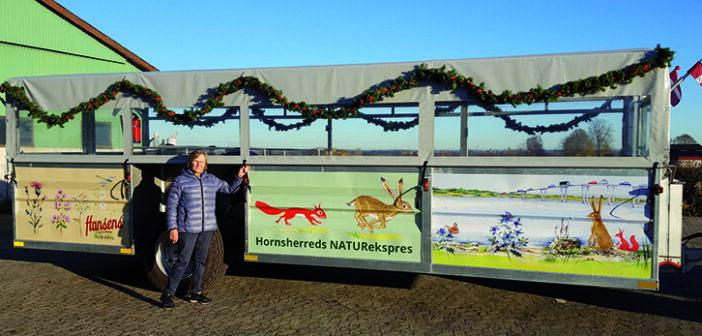 Hent juletræet med NATURekspressen