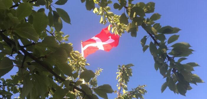 Flagdag fejres den 5. september