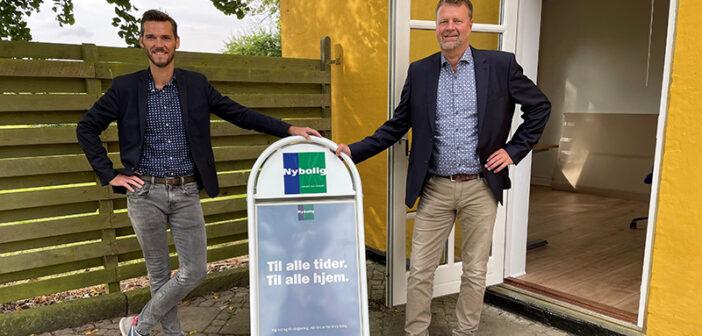 Nybolig-forretning  åbner i Kirke Hyllinge i 2022